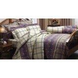 ซื้อ Jessica ชุดผ้าปูที่นอน สำหรับเตียงคู่ ขนาด 5 ฟุต Tc พิมพ์ลาย J203 ชุด 5 ชิ้น ประกอบด้วย ผ้าปูที่นอน 1 ปลอกหมอน 2 ปลอกหมอนข้าง 2 Jessica