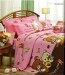 Jessica Cartoon ชุดเครื่องนอน ชุดผ้าปู 6 ฟุต 5 ชิ้น ริลัคคุมะ รุ่น Rk003 ไม่รวมผ้านวม เป็นต้นฉบับ