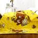 ส่วนลด Jessica Cartoon ผ้านวมเอนกประสงค์ ลาย ลายริลัคคุมะ Rilakkuma รุ่น Rk002 ขนาด 60X80 นิ้ว สีเหลือง