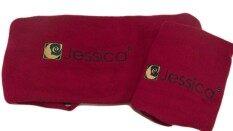 ซื้อ Jessica ชุดผ้าขนหนู เช็ดตัว เช็ดหัว สีเปลือกมังคุด สองชิ้น ออนไลน์ ไทย
