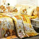 ซื้อ Jessica Cotton100 Silkshine ผ้าห่มนวม ลาย ริลัคคุมะ รุ่น Rkc004 ใน ไทย