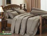 โปรโมชั่น Jessica ชุดเครื่องนอนเจสสิก้า สีพื้น ไม่รวมผ้านวม Light Brown กรุงเทพมหานคร