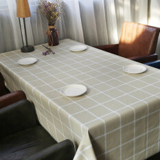 ขาย ผ้าปูโต๊ะสีพื้นแบบเรียบๆ ไม่ต้องซัก กันน้ำ กันน้ำมันได้ เป็นต้นฉบับ