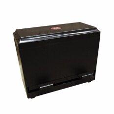 JRL กล่องใส่หลอด สำหรับร้านชา กาแฟ 22 cm (สีน้ำตาล)