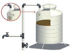 ขาย Juny วาล์วควบคุมระดับน้ำในถังอัตโนมัติเข้าด้านบน รุ่น Jyns15 ขาว กรุงเทพมหานคร
