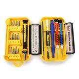 ราคา Kaisi Ks 3024A 24In1 Precision Cell Phone Repair Working Screwdrivers Tools Set เป็นต้นฉบับ