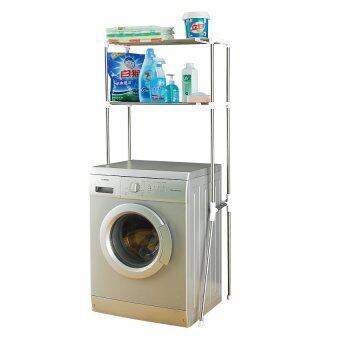ชั้นวางคร่อมเครื่องซักผ้า Kantareeya - ปรับความสูงได้