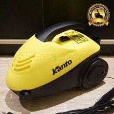 ซื้อ Kanto เครื่องฉีดน้ำแรงดันสูง 120 บาร์ รุ่น Kt Pw Eco พร้อม Car Cleaning Set Kanto