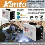 ซื้อ Kanto Welding Power Supply Kt Mma 200 ตู้เชื่อมไฟฟ้า สำหรับงานหนัก สำหรับ เชื่อมเหล็กหนา เหล็กแข็ง เหล็กหล่อ สแตนเลส อลูมิเนียม วัตกรรมเทคโนโลยี ตู้เชื่อม ทำงานเต็มประสิทธิภาพ