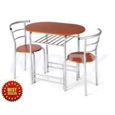 ราคา Kiddyชุดโต๊ะอาหารพร้อมเก้าอี้ ประกอบง่าย แข็งแรง Unbranded Generic ใหม่