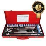 ซื้อ King Tools ชุดบล็อคเครื่องมือช่าง 24 ชิ้น แกน 1 2˝ หัวบล็อค 10 32 มม ใน กรุงเทพมหานคร