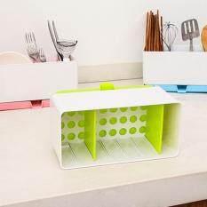 ซื้อ Kitchen Storage Tools Drain Chopsticks Cage Color Green Intl ออนไลน์ ถูก