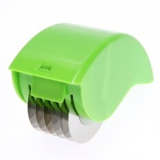 ราคา Kitchen Tool Herb Rollers Mincer Manual Herbal Scallion Cutter Slicer Intl Unbranded Generic