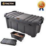 ทบทวน กล่องใส่เครื่องมือช่าง กล่องใส่ของ 60L Heavy Duty 320504 Tactix Tactix