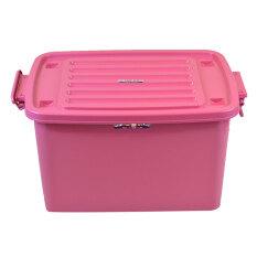 ซื้อ กล่องล้อเลื่อน S 75 สีชมพู ออนไลน์ ถูก
