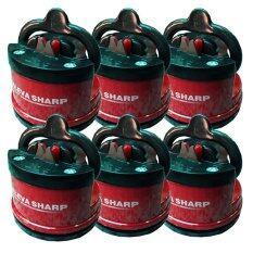 ขาย Kleva Sharp ที่ลับมีด กรรไกร และของมีคม 6 ตัว สีดำ แดง กรุงเทพมหานคร