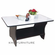 ขาย Kmp Furniture โต๊ะกลางโซฟา วินเชอร์ รุ่น หน้าโฟเมก้า สีขาว โอ๊ด ออนไลน์ ใน กรุงเทพมหานคร