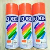 ราคา Kobeสีพ่นสเปรย์ สีเสปรย์ สีอะคริลิค ใช้งานได้หลากหลาย สีสวยสดทนนาน สีส้ม 3กระป๋อง ราคาส่ง Toa ใหม่