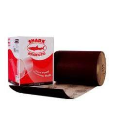 ขาย กระดาษทรายแดง เบอร์80 ตราฉลาม ใช้ได้ทั้งกับมือและเครื่องขัด Toa ออนไลน์