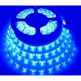 Kranchana Electric ไฟเส้น LED RIBBON STRIP 12V ขนาด 5 M ใช้งานภายใน  สี น้ำเงิน