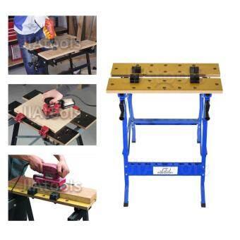 KTW โต๊ะจับชิ้นงาน แบบพกพา ขนาด 60.5x62x79.5 รุ่น M325-0015 WORK BENCH