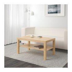 Lack โต๊ะกลาง,โต๊ะกาแฟ Coffee Table 90*55 Cm (สีเบิร์ช) By Tb Shop.