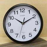 ราคา Large Vintage Round Modern Home Bedroom Retro Time Kitchen Wall Clock Quartz Black Unbranded Generic ออนไลน์