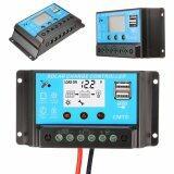 ส่วนลด สินค้า Lcd Usb 20A 12 24V Solar Power Regulator Charge Controller Battery Protection Kj Intl