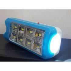 ราคา ไฟฉายโซลาร์ Led 1 8Led สามารถชาร์จได้ทั้งพลังแสงอาทิตย์ และไฟบ้าน Tiger World Rb3S 3501 Tiger เป็นต้นฉบับ