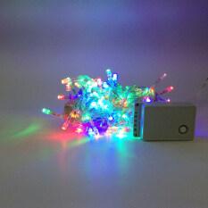 โปรโมชั่น Led Christmas Light Rgb Light กระพริบ Unbranded Generic