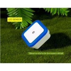 ซื้อ ซื้อ 1 แถม 1 ไฟ Led Square Auto Led Sensor Light เปิด ปิด อัตโนมัติ ออนไลน์ Thailand