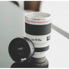 camera แก้วน้ำ Lens mug Size M