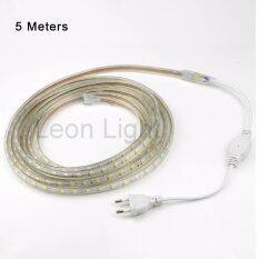 ขาย Leon Light โคมไฟสติปไลท์ ไฟเส้น Smd5050 กันน้ำกันฝุ่น รุ่นGld Smd05 แสงขาว 5เมตร เสียบปลั๊กใช้ได้เลย กรุงเทพมหานคร ถูก