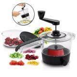 ซื้อ Letshop เครื่องสไลด์ผัก หั่นผัก แบบมือหมุน รุ่น Xr2299 Black ออนไลน์ ถูก