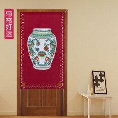 ขาย Lianlianhaoyun ขนาดใหญ่ Cornucopia ผ้าพิมพ์สไตล์ญี่ปุ่นห้องนั่งเล่นพาร์ทิชัน Unbranded Generic ถูก