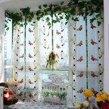 ขาย Light Filtering Fabric Fold Roman Shade Butterfly Printed Window Treatment ราคาถูกที่สุด