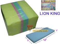 ราคา Lion King ฟองน้ำ ช่างปูน เกรด A ขนาด 1 100 แผ่น Unbranded Generic กรุงเทพมหานคร