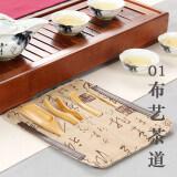 ราคา Liujunzi โฟลเดอร์ชาหกพิธีชงชารวมกันชา ถูก