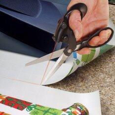 ส่วนลด สินค้า London กรรไกรแสงเลเซอร์ ตัดได้ตรงโดยไม่ต้องวัด Original Laser Scissors