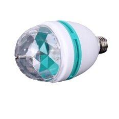 ซื้อ Lotte Lotte Mini Disco Light หลอดไฟดิสโก้ เปลี่ยนสีได้ White ใหม่ล่าสุด