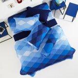 ขาย Lotus Impression ผ้าปู 6 ฟุต 5 ชิ้น รุ่น Li Sd 022D สี Blue Diamond Lotus ใน สมุทรปราการ