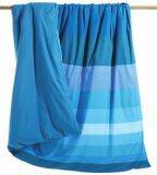 ราคา Lotus Stripies ชุดผ้าปู 3 5 ฟุต 3 ชิ้น ผ้านวม 70X90 นิ้ว ลาย Li Sd 09 B โทนฟ้าเข้ม สมุทรปราการ