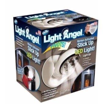 LOVBAG Light Angel ไฟ LED ตรวจจับการเคลื่อนไหวแบบไร้สาย (ขนาดใหญ่ไฟ LED7ดวง)