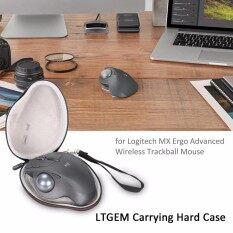 ซื้อ Ltgem For Mx Ergo Advanced Wireless Trackball Mx Ergo Plus Trackball Mouse Eva Hard Case Travel Protective Carrying Storage Bag Intl