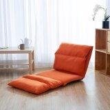 ซื้อ Lumigo เก้าอี้ญี่ปุ่น เบาะญี่ปุ่น เก้าอี้นอน เก้าอี้พับได้ เบาะนอน พับได้ เบาะนั่งสมาธิ เบาะพกพา Soft Sofa Bed รุ่น Ffs 021 Bed Or สีส้ม ถูก
