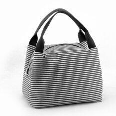 โปรโมชั่น Lunch Cooler Bag Box Food Storage Tote Thermal Insulation Portable Haotom