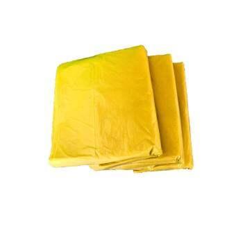 M_F ถุงขยะสีเหลือง ขนาด 30 นิ้ว X 40 นิ้ว (1kg)