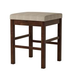 ซื้อ Ma Maison Sakuma Stool เก้าอี้สตูล 18 นิ้ว น้ำตาลเบาะสีครีม Ma Maison ออนไลน์