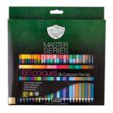 ราคา Master Art มาสเตอร์อาร์ต ดินสอสี 2 หัว 60 สี มาสเตอร์ซีรี่ย์ ถูก