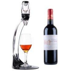 ราคา Magic Deluxe Led Wine Aerator Set Essential Decanter Gift Box Intl ถูก